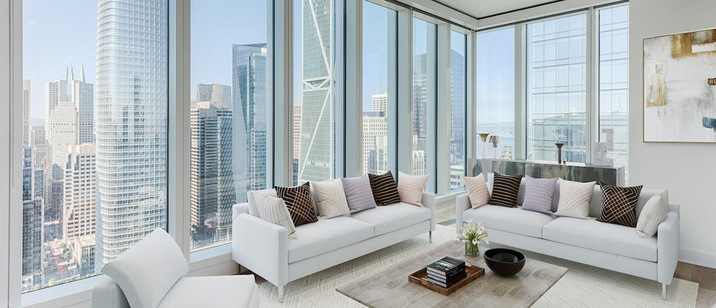 500 Folsom Penthouse View